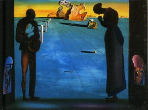 Dali: The Angelus