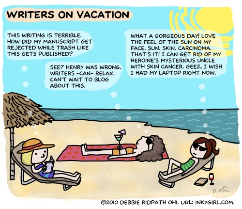WritersOnVacation