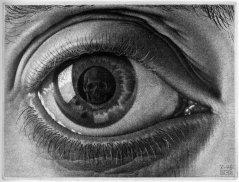 escher eye